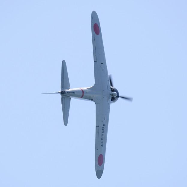 写真: 零式艦上戦闘機二二型 -4