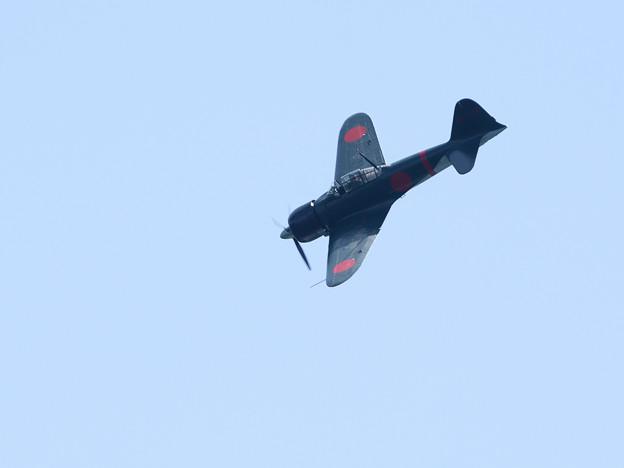 写真: 零式艦上戦闘機二二型 -6