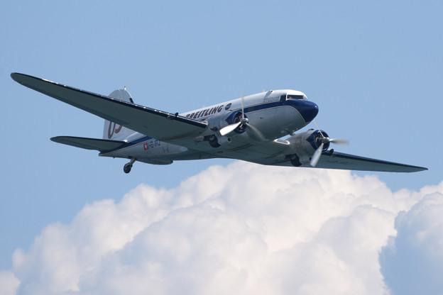 写真: ブライトリング DC-3A  -1