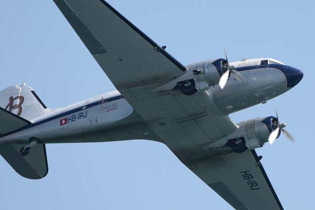 写真: ブライトリング DC-3A  -4