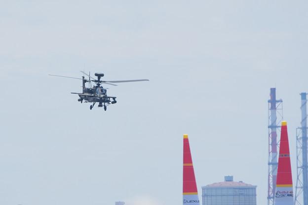 写真: AH-64D -1