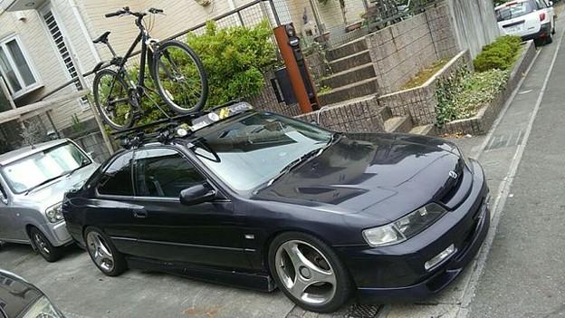 自転車積んでみた