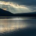 写真: Canoe angler