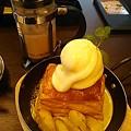 Photos: 元町珈琲のミルフィーユは美味しかった