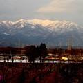 2014年歳の瀬 暮れゆく武尊岳