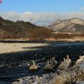 懐かしい利根川風景