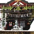 冬のみなかみ町の成田山