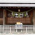 正月の神明社