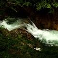 照葉峡の滝11
