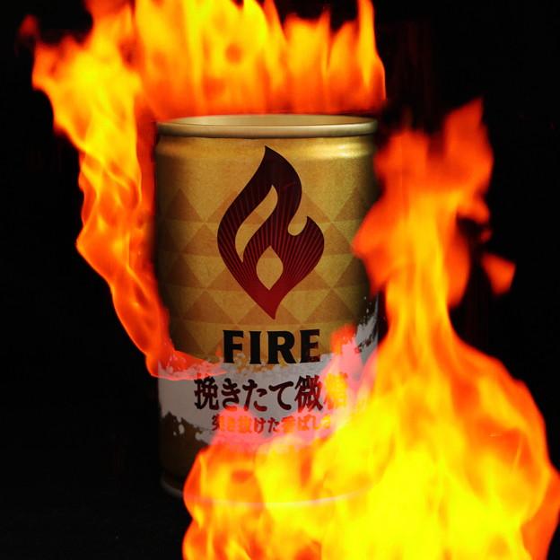 第124回モノコン「FIRE」