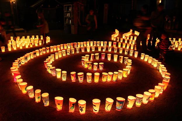 尾道灯りまつり2017 正念寺