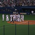 Photos: 中日、西武にサヨナラ勝ち!