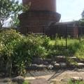 Photos: 煙突とクマザサ