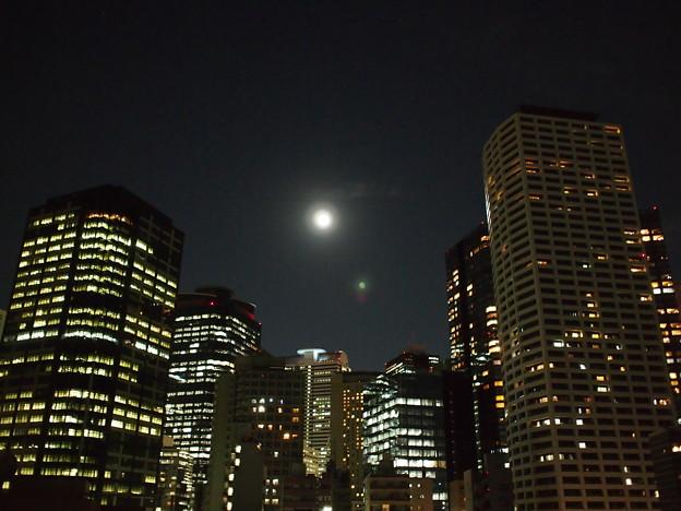 Tokyo Night~摩天楼と月