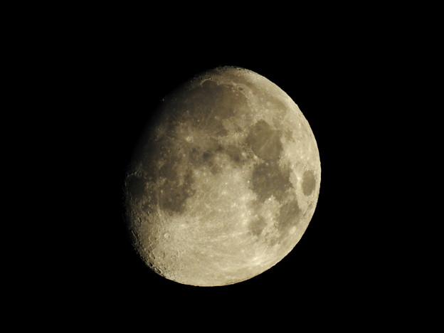 写真: 9月2日の月
