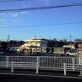 Photos: 駒形公園 バス停 &多摩コース