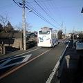 Photos: 堀之内緑道 バス停付近