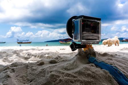GoProでタイムラプス撮影
