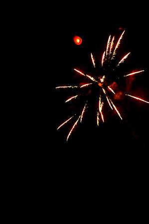 花火とコムロイ