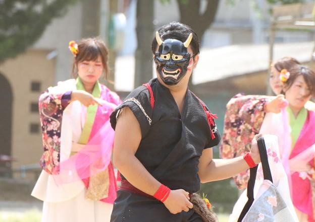 ど祭2017 桜05