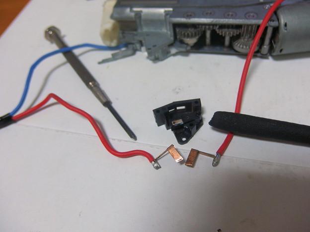 USPのスイッチ焼け(1)