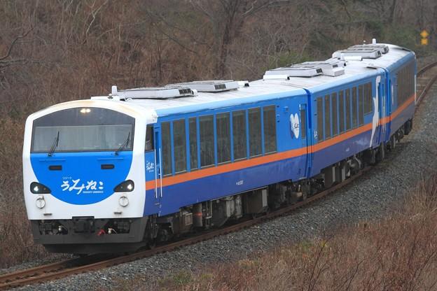 437D キハ48形「リゾートうみねこ」編成 3両