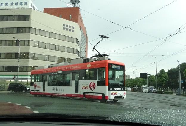 写真: 路面電車