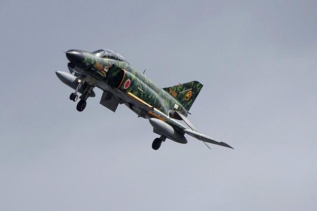 F-4着陸