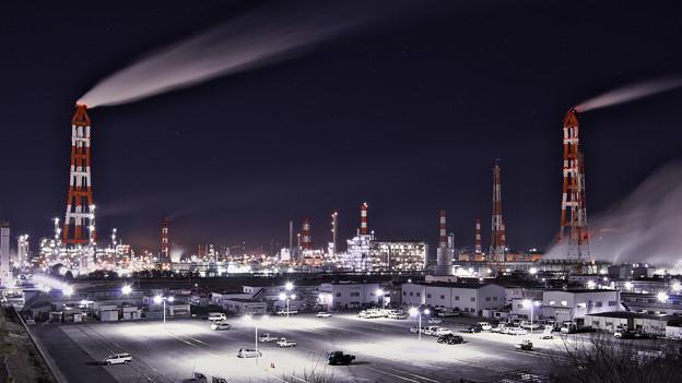鹿島臨海工業地帯 #1