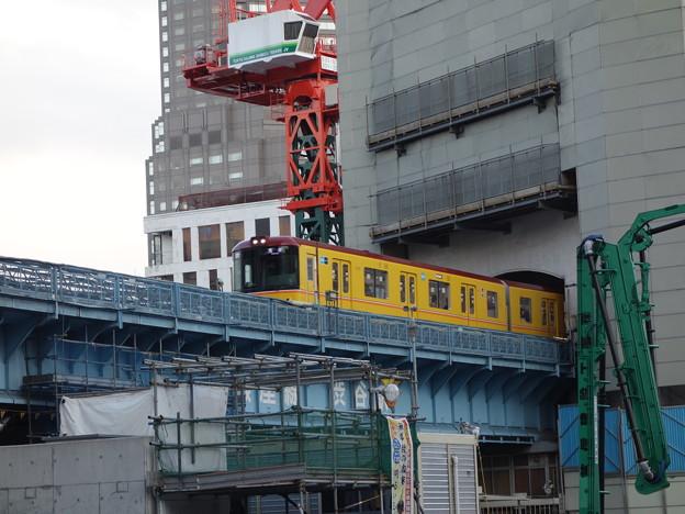銀座線渋谷駅 (渋谷区道玄坂)
