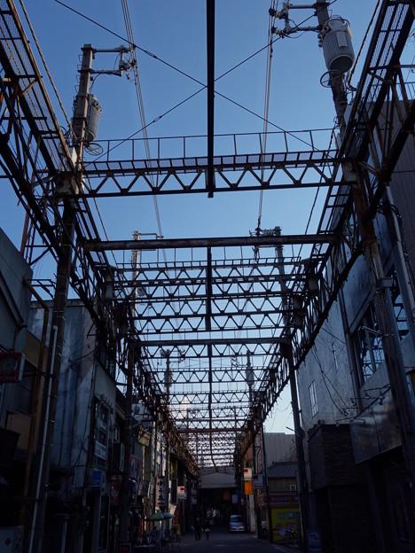 中央銀座通界隈 (群馬県高崎市)