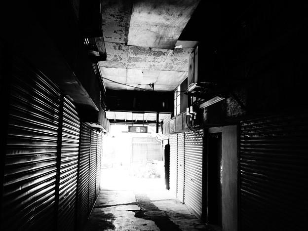 亀甲マーケット (川崎市幸区下平間)