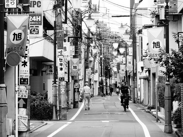 江古田界隈 (練馬区旭丘)
