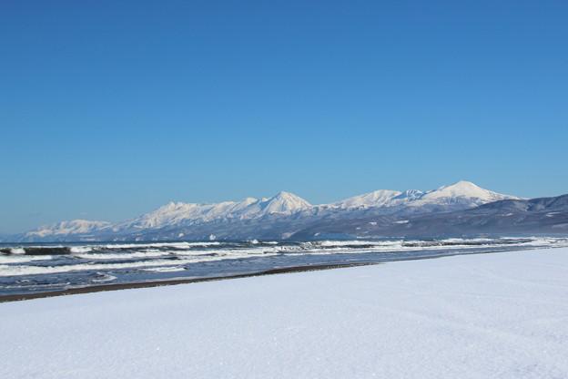 フライング大雪の朝
