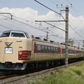 _MG_3695 Y158臨時列車 189系