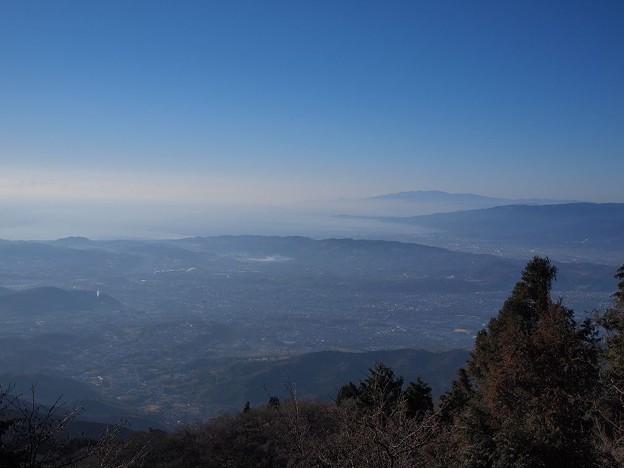 大山山頂より (6)