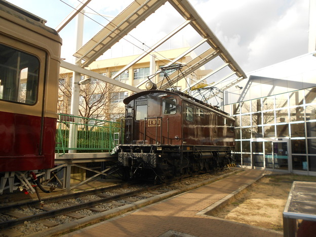 05-56 東武博物館保存車両・ED10...