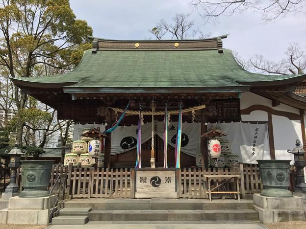 4月_松戸神社 1
