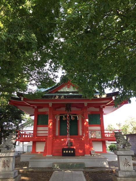 10月_若宮神社 1