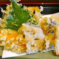 美の庵 上天盛り tempura 広島市中区東白島町