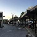 広島駅南口 バスのりば 広島電鉄 広島駅電停 広島市南区松原町 2016年8月25日