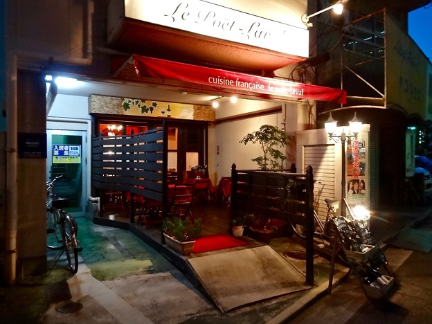 Photos: Le Poet-Laval ル ポエト ラヴァル 広島市南区京橋町 2013年7月9日