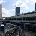 広島駅 新幹線口 広島市南区松原町 2016年9月9日