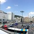 Photos: 広島駅 新幹線口 バスのりば 広島市南区松原町 2016年9月9日