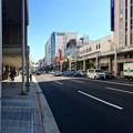 中央通り ヤマダ電機LABI広島の前から 広島市中区胡町 八丁堀交差点 2016年8月23日