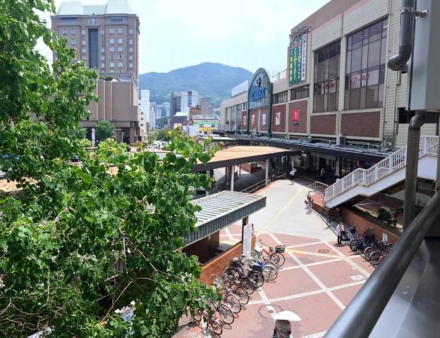 呉駅ビル CREST 呉市宝町 2016年7月27日