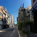 Photos: 広島市中区幟町と鉄砲町の町境界 2016年8月23日