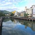 Photos: 堺川 中通パーキングメーター 呉市中央3丁目 五月橋から