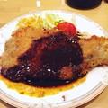 写真: ファミリーレストラン淳 ビーフカツ 広島市安芸区矢野町
