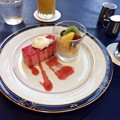 カフェピーベリー cafe PeaBerry ケーキセット ゴールデンアイスコーヒー 広島市中区宝町 フジグラン広島
